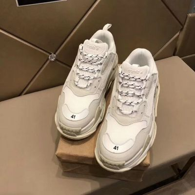 Hot Retro Balenciaga  Triple S Sneakers Six Soles Leisure Style Colorful For Unisex Lowest Price P00279382