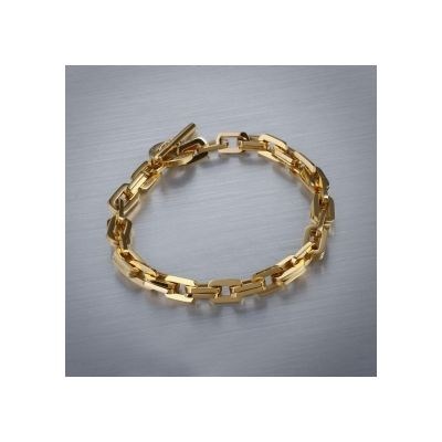 Low Price Cartier Chain Bracelet Replica CLB190 18K White/Pink/Yellow Gold Plated