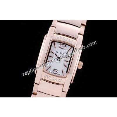 Bvlgari ASSIOMA D  Ref 6620.13.46.1238  Hour-minute Hands fake Jewelry Watch
