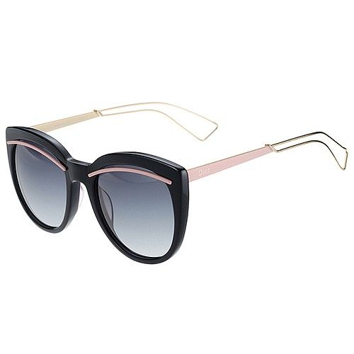 4d34fd18461e6 Christian Dior Sideral 2 Sunglasses Pink Hollow Metal Temples Girls Sale